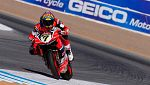 Motociclismo - Campeonato del Mundo Superbike.  WSBK 1ª Carrera prueba Laguna Seca (EEUU)