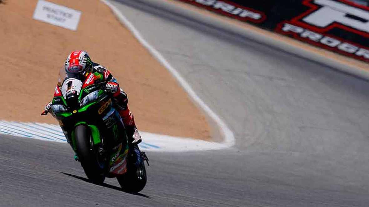 Motociclismo - Campeonato del Mundo Superbike. . WSBK 2ª Carrera prueba Laguna Seca (EEUU) - ver ahora
