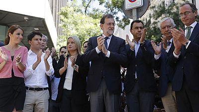 Hoy hace veinte años que ETA secuestró a Miguel Ángel Blanco