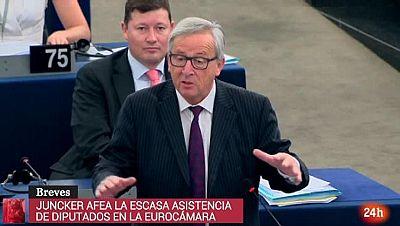 Parlamento - Otros parlamentos - Eurocámara vacía - 08/07/2017