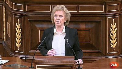 Parlamento - Conoce el Parlamento - Soledad Becerril se despide del cargo de Defensora del Pueblo - 08/072017