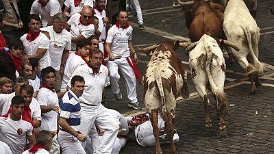 El perfil del corredor de los encierros de San Fermín: corre por primera vez y es menor de 35 años según encuestas realizadas por el Ayuntamiento de Pamplona