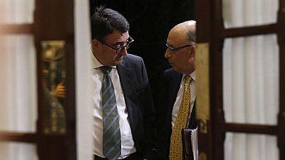 """Montoro: """"Quien vote contra el techo de gasto se quedará al margen del final del túnel de la crisis"""""""
