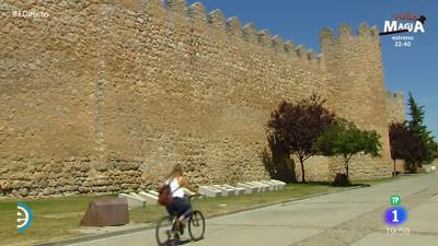 España directo - Urueña, uno de los pueblos con más encanto de Valladolid