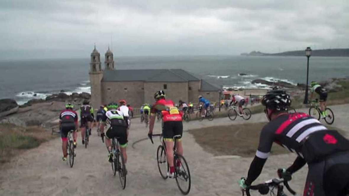 Ciclismo - Gran Fondo Ezaro 2017 - ver ahora