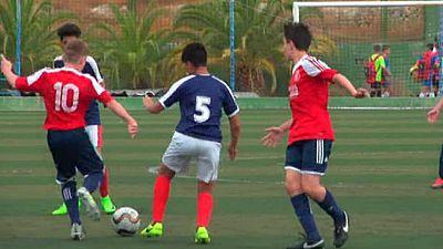 Fútbol - Torneos Fútbol Base Internacional 'Donosti Cup' y 'Costa Blanca Cup' - ver ahora