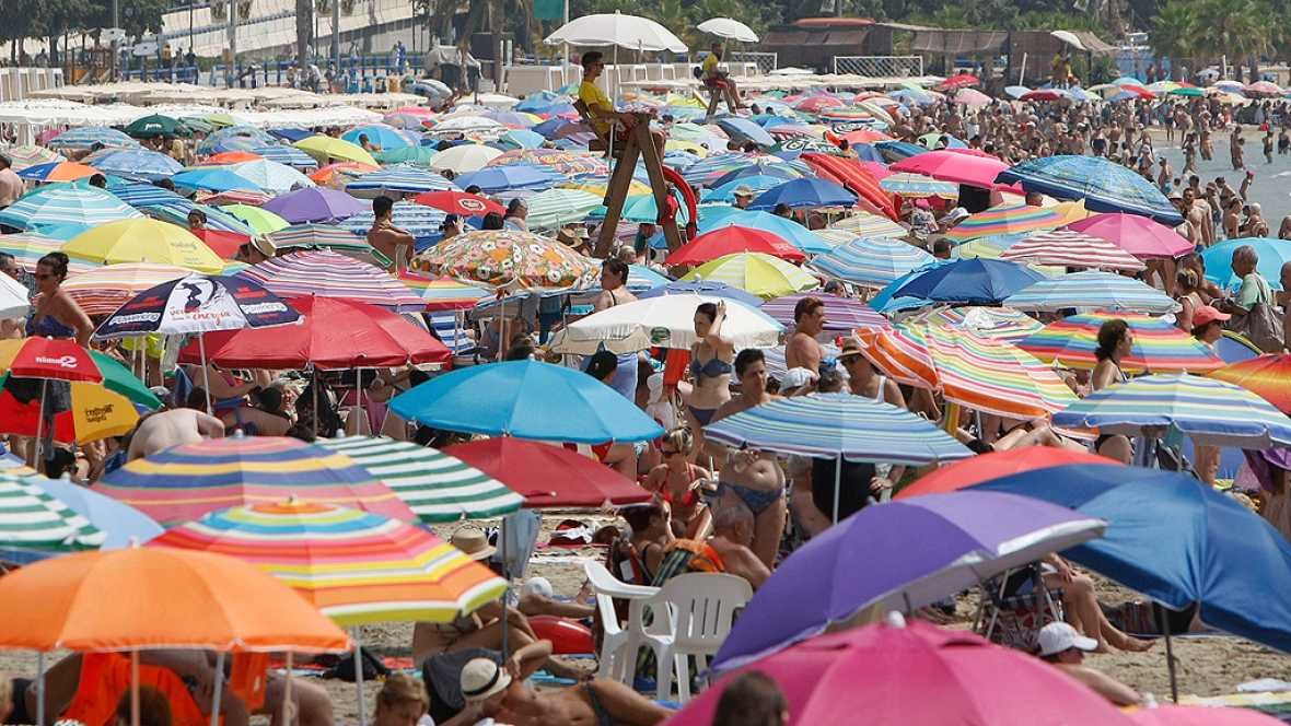 Veintisiete provincias en alerta por una nueva ola de calor
