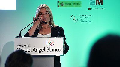 Recuerdo para Miguel Ángel Blanco y todas las victimas del terrorismo