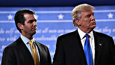 El hijo de Trump afirma que su padre no sabía de sus contactos con una abogada rusa