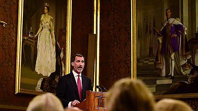 """El rey confía en que el diálogo sobre Gibraltar permita una """"fórmula aceptable para todos"""""""