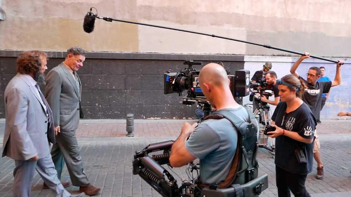 RTVE.es os ofrece, en primicia, un Making of  de 'En las estrellas'