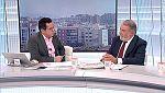 Los desayunos de TVE - Jaime Mayor Oreja, ex ministro del Interior y Carlos Totorika, alcalde de Ermua