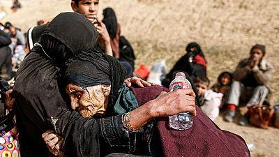 El testimonio de los que escapan con vida del infierno de Mosul
