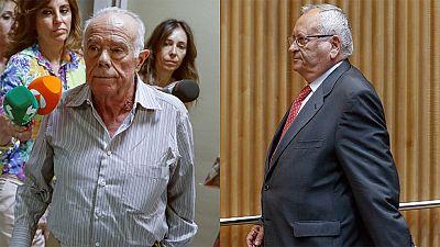 Declaran los extesoreros del pp Rosendo Naseiro y Ángel Sanchís