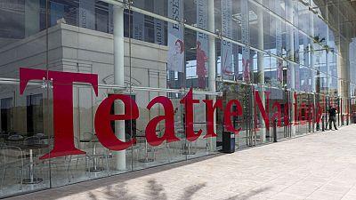 La Guardia Civil entra en el Teatro de Cataluña pidiendo información por el acto del referéndum