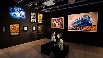 Exposición 'Arte y cine. 120 años de intercambios'
