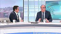 Los desayunos de TVE - Ángel Gabilondo, portavoz del PSOE en la Asamblea de Madrid - ver ahora