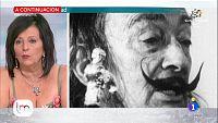 La exhumación de Dalí