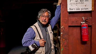 El fotógrafo Michael Yamashita está en Barcelona para celebrar los veinte años de National Geographic