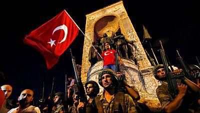 Se cumple un año del golpe de Estado en Turquía