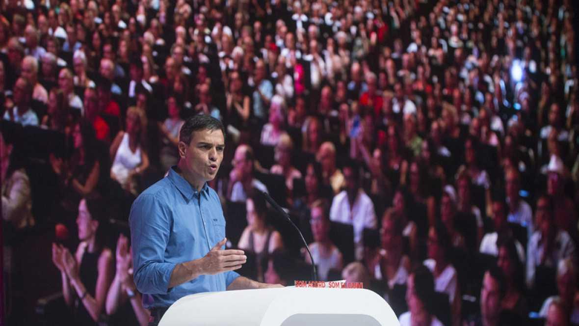 Pedro Sánchez insiste en la reforma de la Constitución hacia un modelo federal