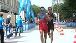 Triatlón - ITU World Series Carrera Sprint Masculina Prueba Hamburgo (Alemania)