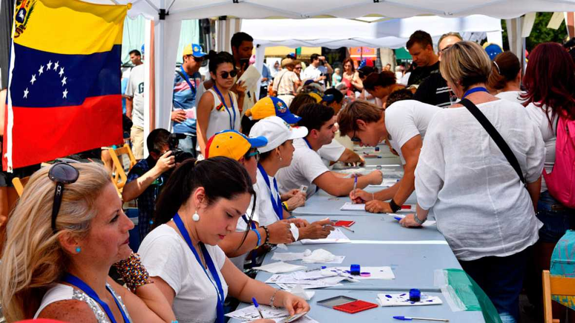 Las claves del referéndum opositor en Venezuela