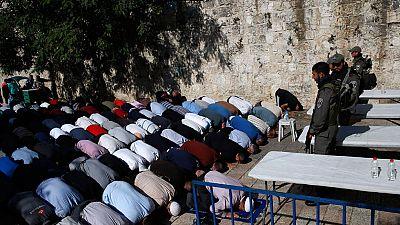 Se reabre a fieles y turistas la Explanada de las Mezquitas de Jerusalén