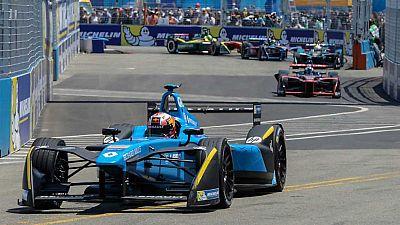 Automovilismo - Fórmula E. Prueba 'Nueva York' - 17/07/17 - ver ahora