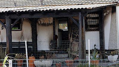 Un padre, su hija y un amigo de la familia mueren en el incendio de su vivienda en Vejer
