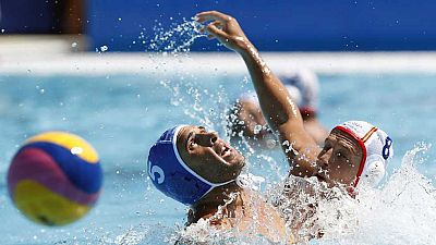 Waterpolo - Campeonato del Mundo Masculino: España - Grecia - ver ahora