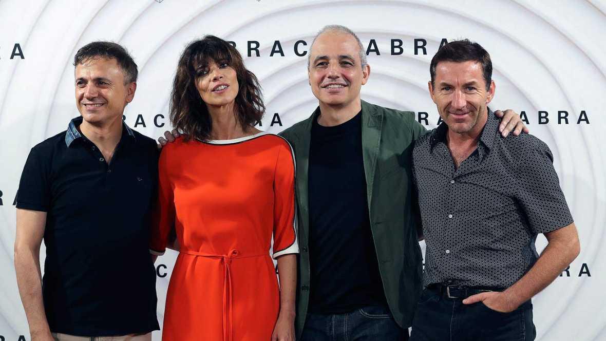 """Pablo Berger: """" Con 'Abracadabra' mi objetivo es hipnotizar al espectador, sorprenderlo a cada momento"""""""