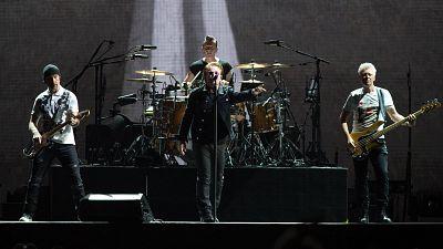 U2 llega este martes al Estadi Olimpic de Barcelona