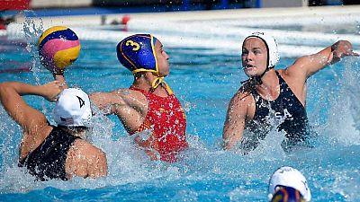 Waterpolo - Campeonato del Mundo Femenino: España - EE.UU - ver ahora