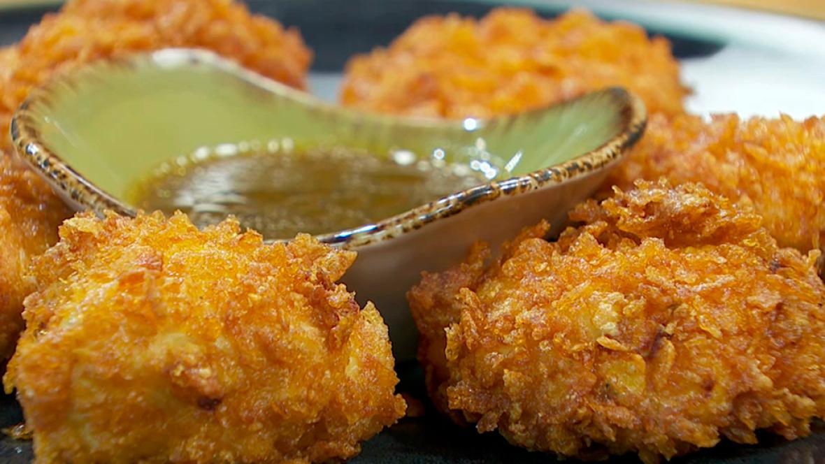 Torres en la cocina - Nuggets de pollo