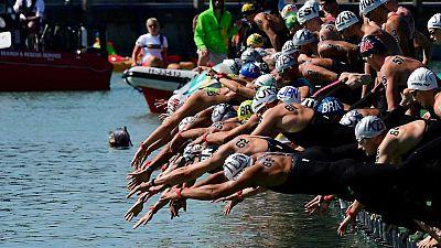 Natación Aguas abiertas - Campeonato del Mundo  '10KM Masculino' - ver ahora