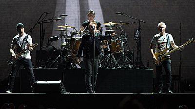 """U2 dará su único concierto en España de la gira """"The Joshua Tree"""", con la que los irlandeses conmemoran el 30 aniversario del disco que les llevó a la fama."""