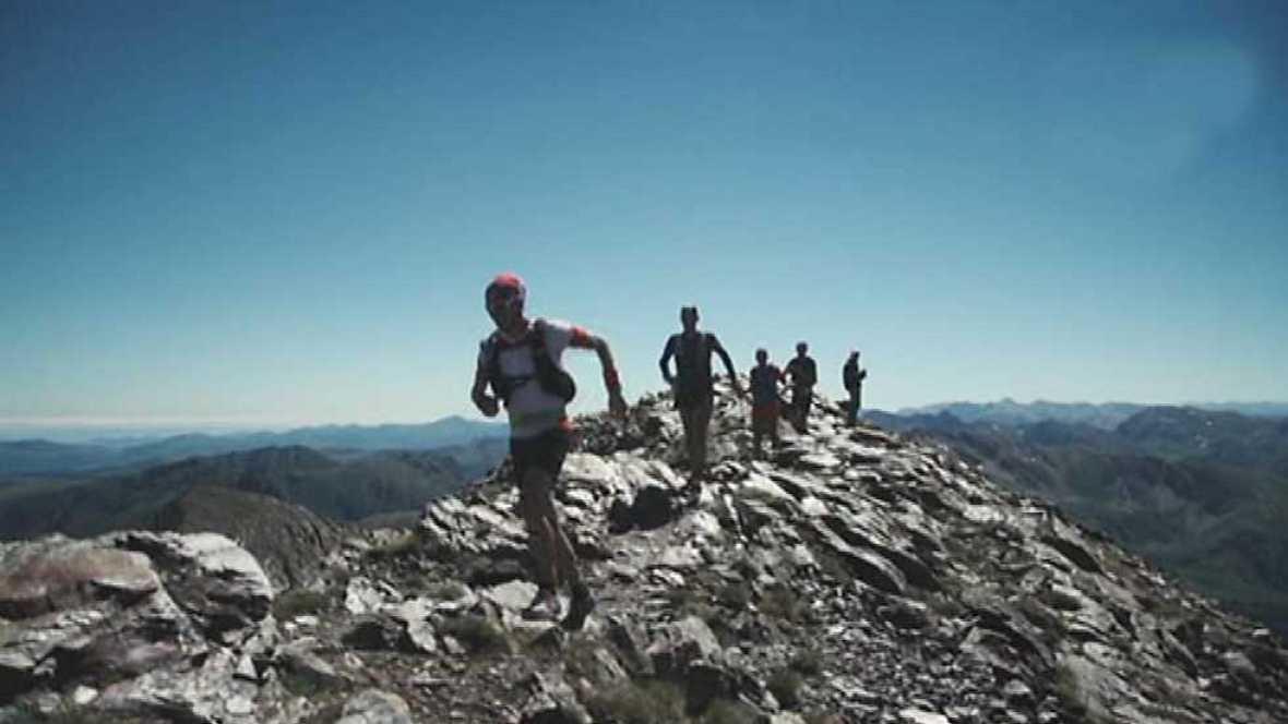 Carrera de montaña - Andorra Ultra Trail 2017 - ver ahora