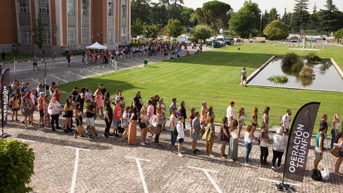 OT cierra en Madrid sus castings
