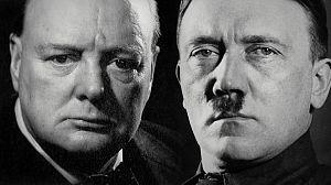 Hitler contra Churchill: el combate del águila y el león