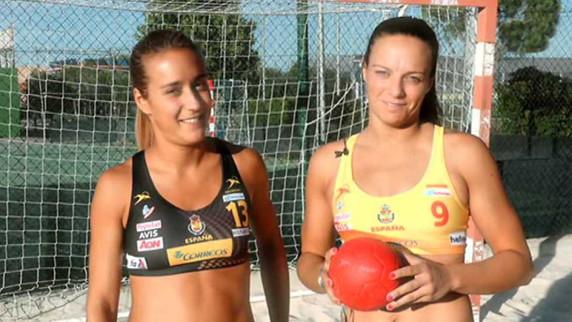 Balonmano Playa - Arena Handball Tour 3 Prueba Cádiz. Resumen - ver ahora