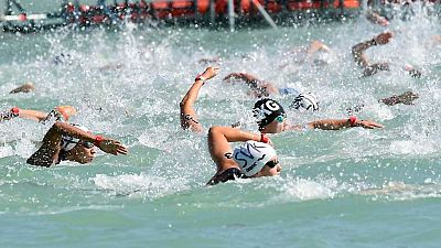 Natación Aguas abiertas - Campeonato del Mundo '5 KM Femenino' - ver ahora