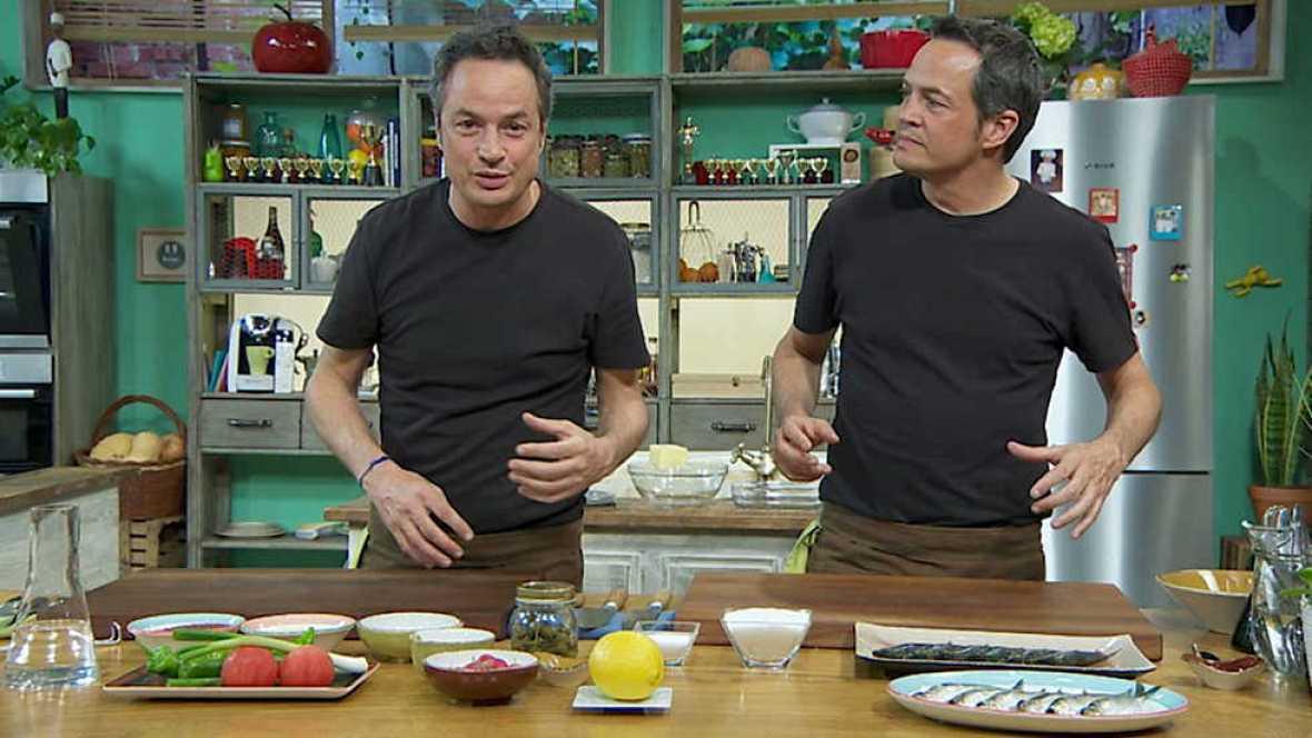 Torres en la cocina - Sardinas con quinoa y corvina con naranja - ver ahora