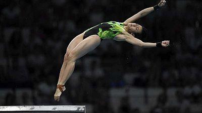 Natación Saltos - Campeonato del Mundo '10 MT Femenino' Finall - ver ahora