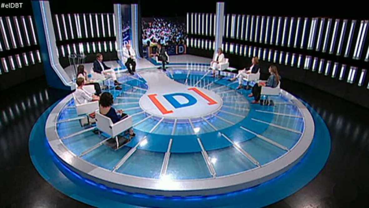 El debate de La 1 - 19/07/17 - ver ahora