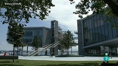 Nuevo edificio para la Fundación Botín