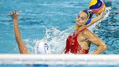 Waterpolo - Campeonato del Mundo Femenino: España - Rep. Surafricana - ver ahora