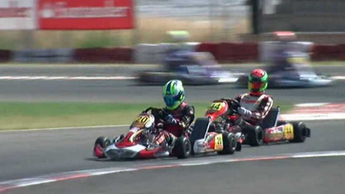 Automovilismo - Campeonato de España de Karting 3ª Prueba Chiva (Valencia) - ver ahora