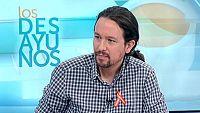 Los desayunos de TVE - Pablo Iglesias, secretario general de Podemos - ver ahora