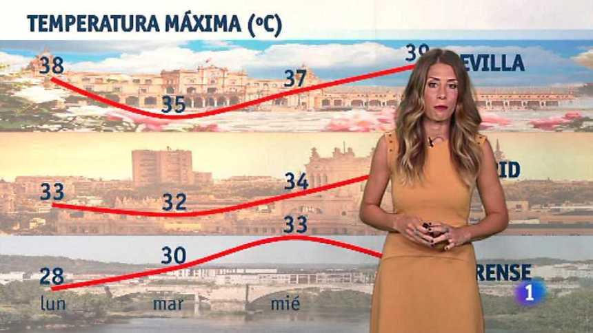 El tiempo en la Comunidad Valenciana - 21/07/17